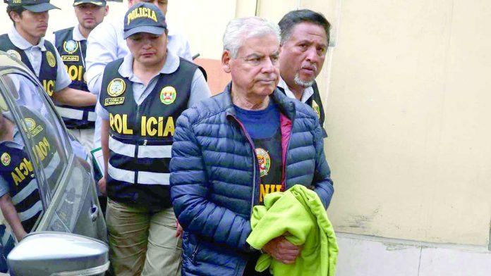 El expremier César Villanueva es acusado de recibir coimas de Odebrecht.