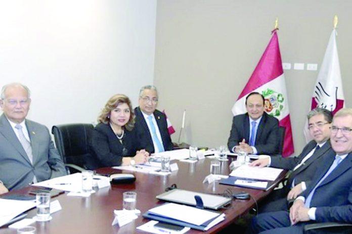 Junta Nacional de Justicia JNJ
