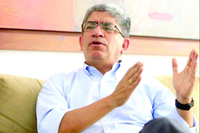 osé Luis Sardón aseguró que el fiscal José Domingo Pérez