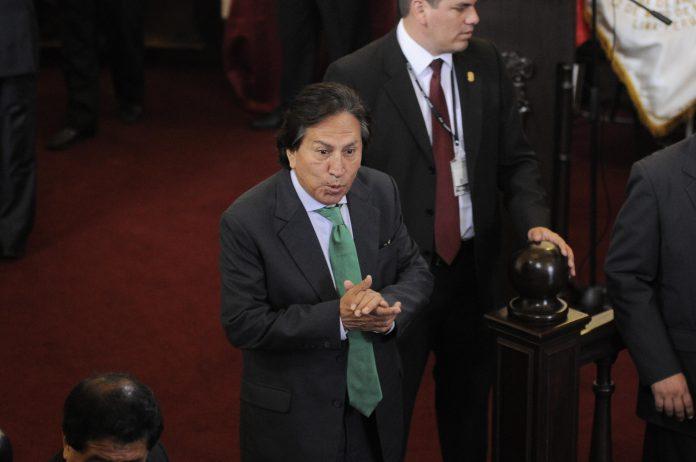 La información médica de Alejandro Toledo deberá ser entregada a la fiscalía estadounidense.