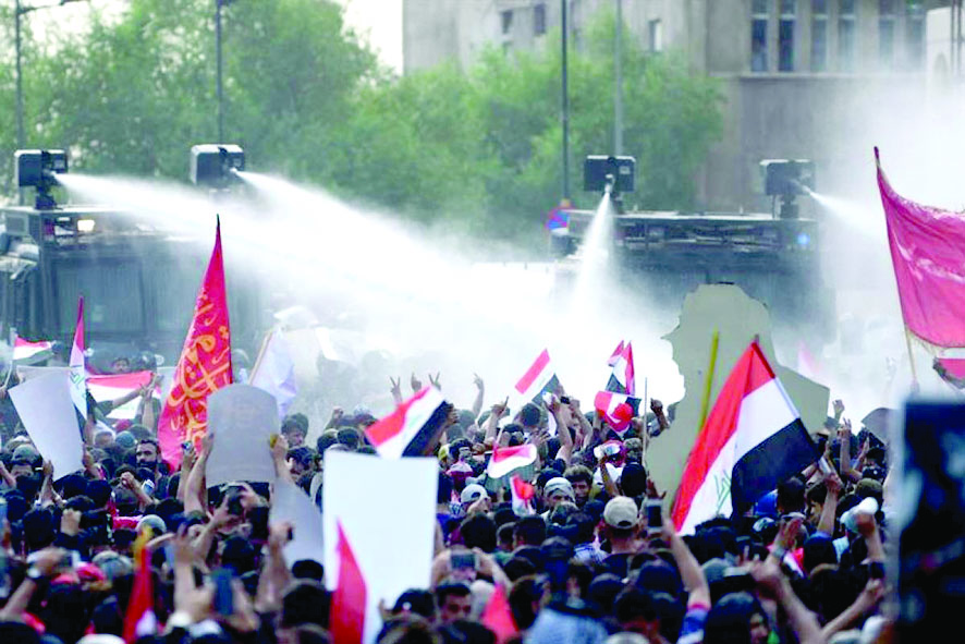 Más de 500 manifestantes muertos en crisis de Irak