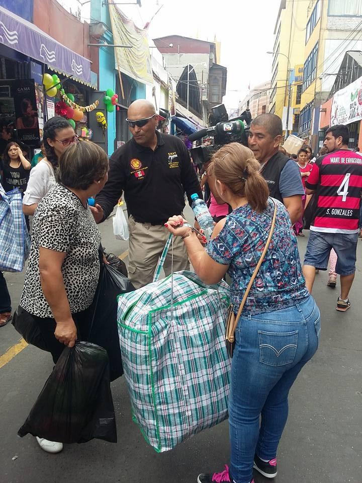 director general de TAKEMUSO SWAT – SECURITY SOLUTIONS, Pedro Rodríguez