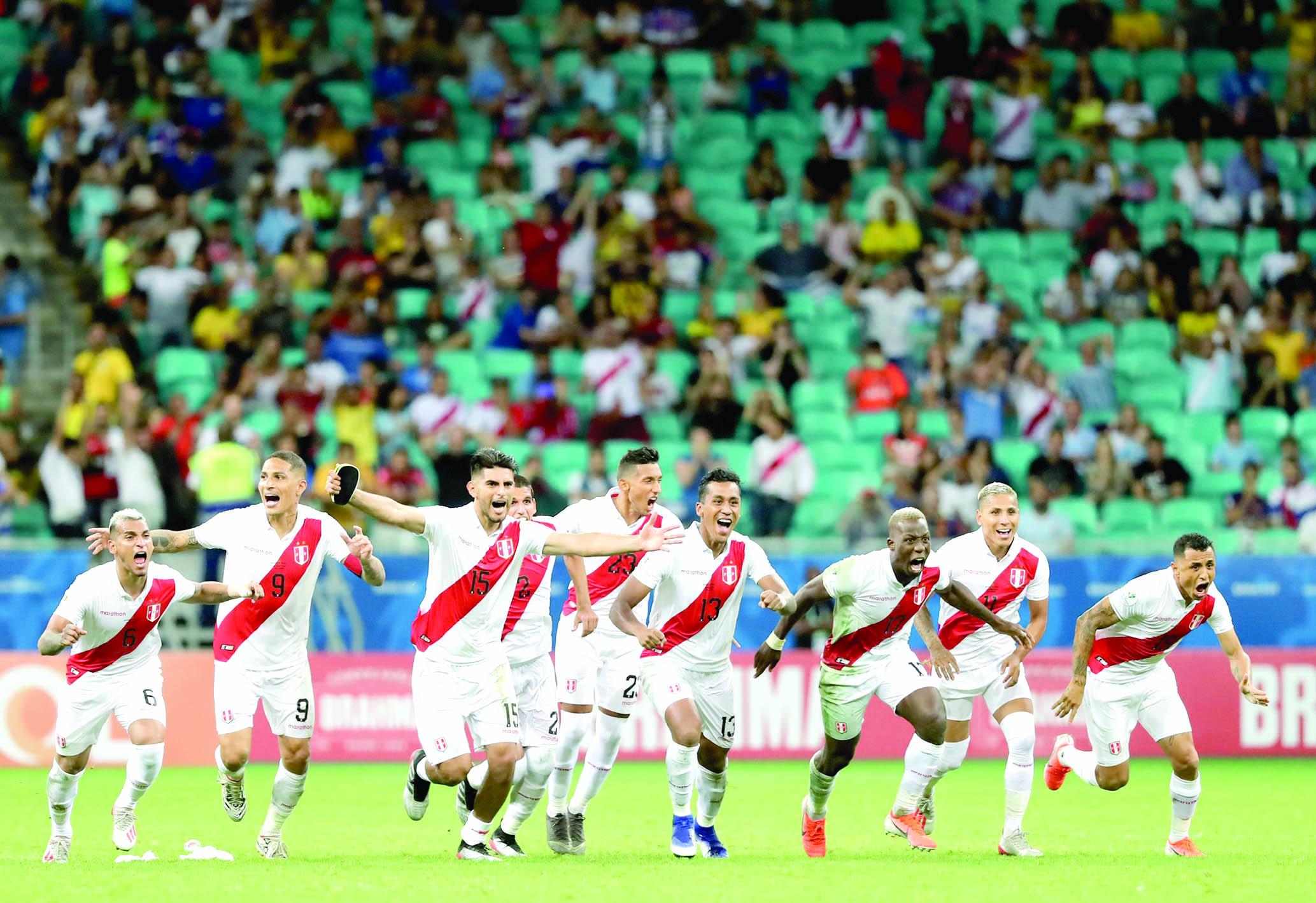 Selección peruana ya conoce el fixture de los 9 países