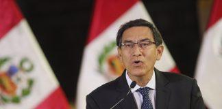 Vizcarra felicita a PNP e indicó que malos extranjero serán expulsados