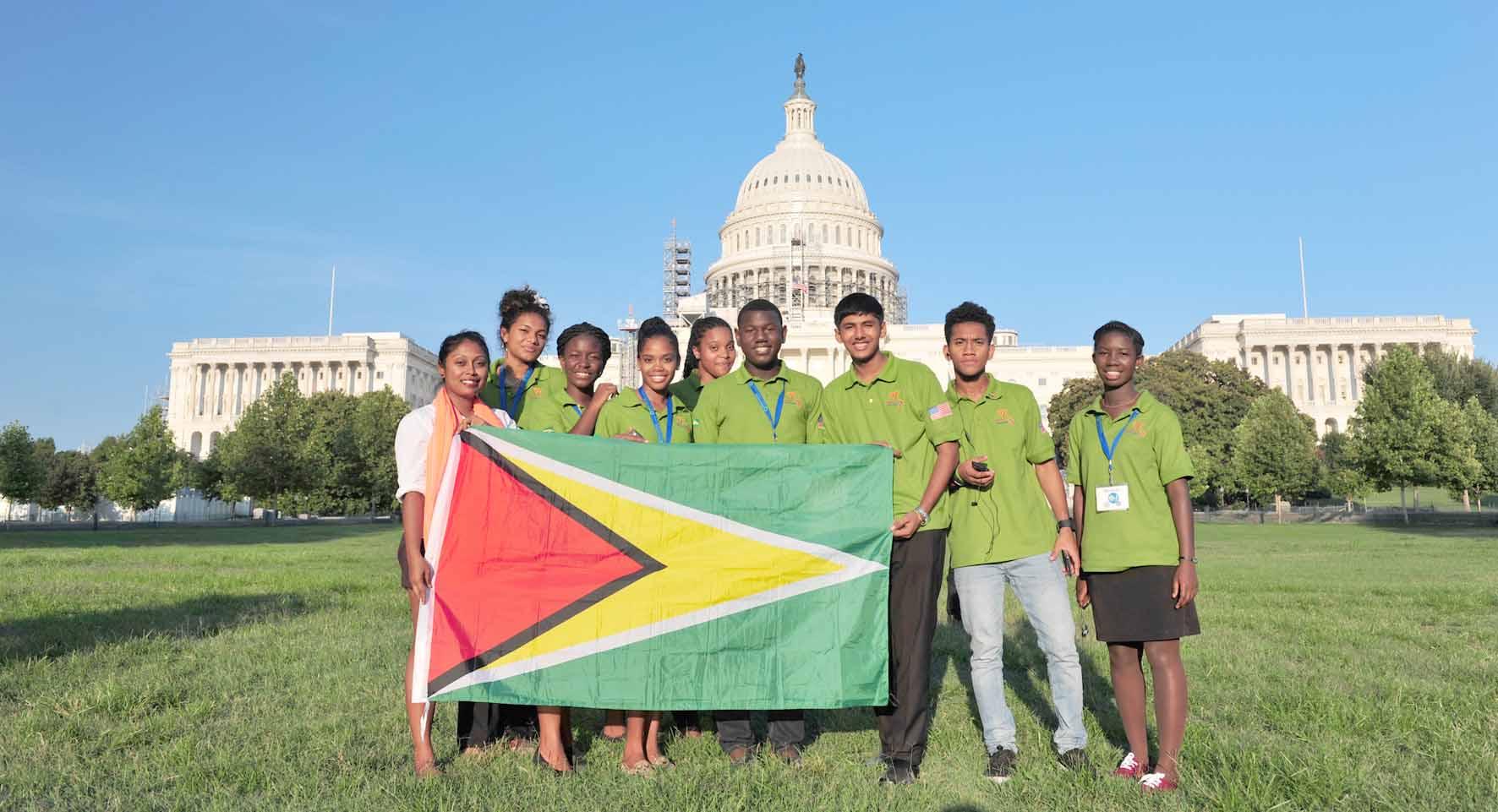 Guyana crecerá 14 veces más que China el 2020