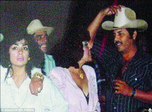 """En 1993, junto a """"El Mayo"""" Zambada, líder del Cártel de Sinaloa cuando todo le sonreía"""