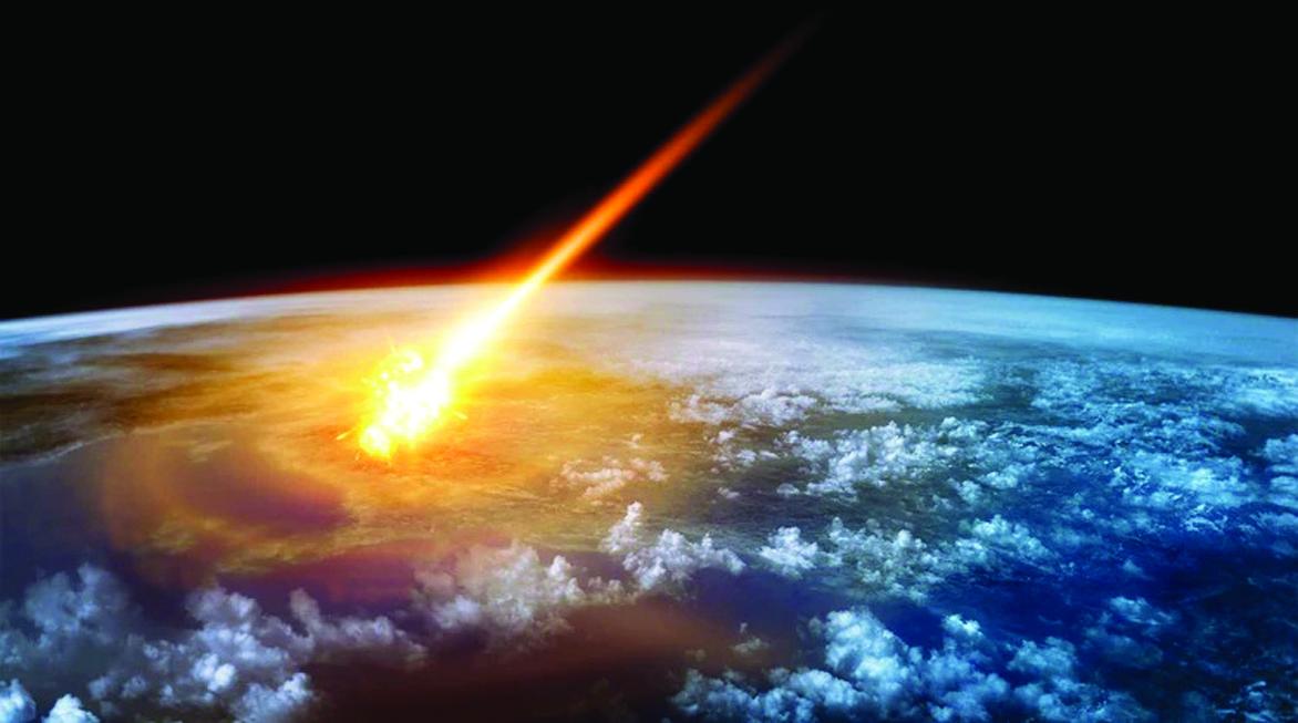 Hallan el impacto del asteroide más antiguo de la historia