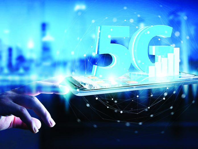 Con el 5G los celulares serán inseparables