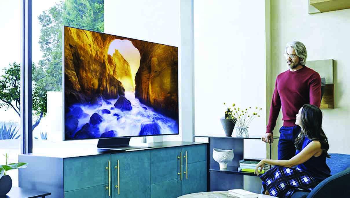 ¡Los televisores del futuro…ahora!