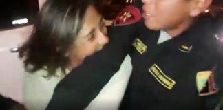 Denis Glladys Nieto Lajo de Ostale detenida
