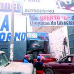 un muerto y tres heridos, en el interior de un taller de mecánica ubicado en el distrito de San Martín de Porres.