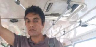 Sujeto que le grabó con su celular en las piernas y sus partes íntimas, mientras viajaban dentro de un bus