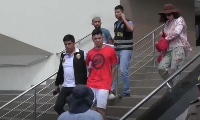 habría participado en asalto a una familia en el distrito de San Isidro.