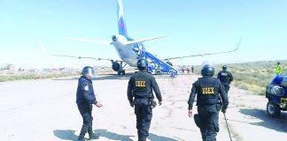 Avión de la empresa LATAM recibió amenaza de bomba