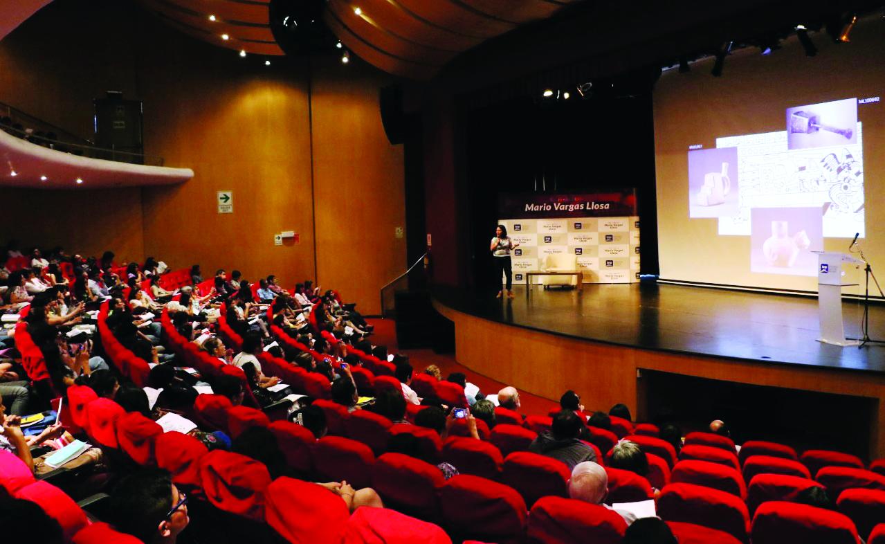 BNP dicta gratis curso de Historia y Arte Peruano