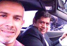 Jorge Navarro Sánchez y Luis Gerardo Rivera murieron al caer de un puente durante las grabaciones de narcoserie