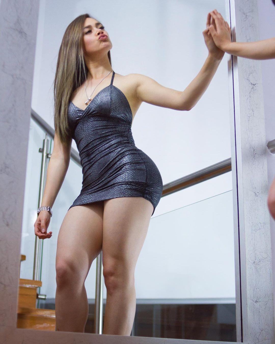 Jossmery Toledo protagonizó sensual video de reggaetón