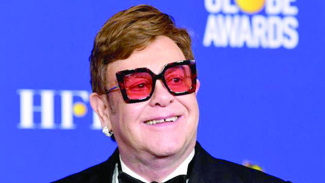 Elton John encabeza la lista de los premios Oscar 2020