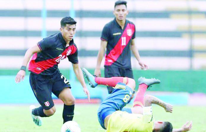 Selección Peruana Sub 23 realizará hoy su debut en el Torneo Preolímpico de Colombia