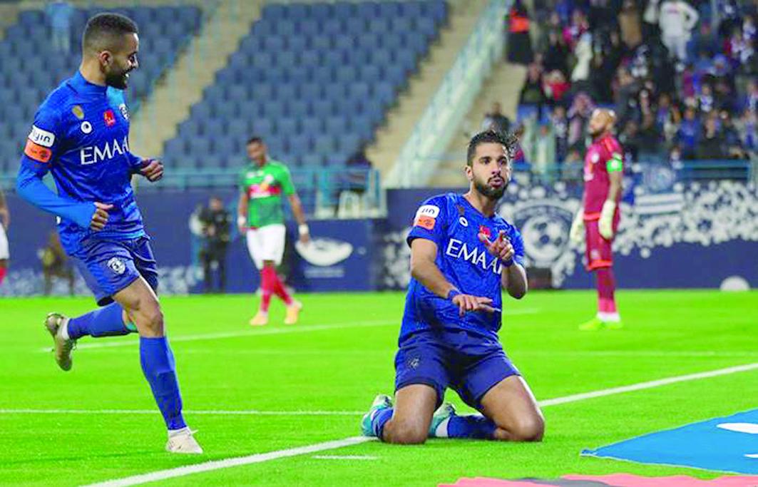 Con Carrillo, Al Hilal clasifica a semifinal de la King Cup