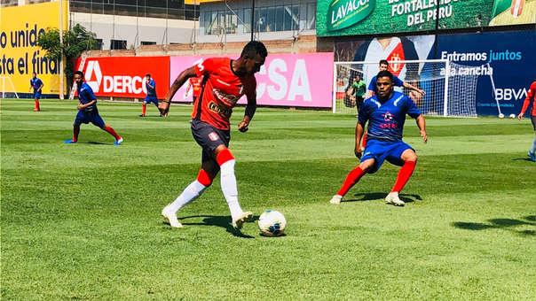 Selección sub 23 jugará hoy amistoso contra El Salvador