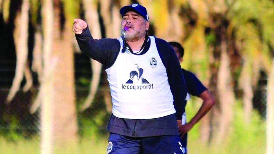 Diego Maradona rechazó ser entrenador de Venezuela