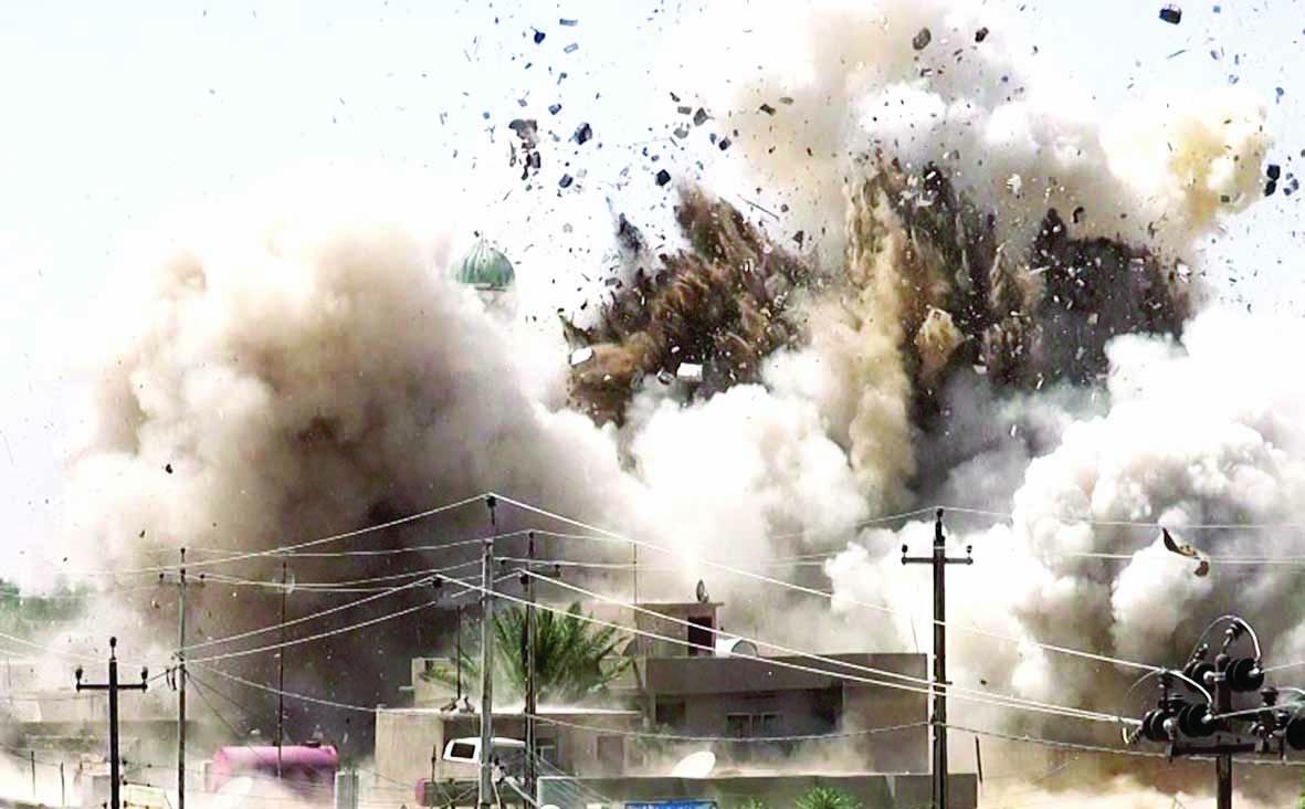 Irán lanza otro misil contra base militar de EE.UU. en Irak