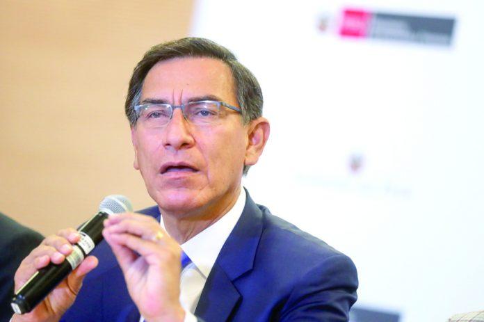 Martín Vizcarra, realizó un llamado para que toda la ciudadanía acuda a votar de forma responsable este domingo 26 de enero