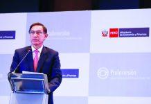 Presidente Vizcarra analiza trabajo y reformas de los nuevos congresistas