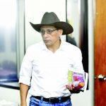 Antauro Humala fue uno de los más votados de Unión por el Perú gracias al voto preferencial.