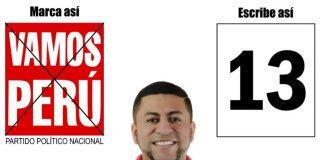 Luis Ojeda, propuesta será la eliminación del sueldo vitalicio de S/ 16,500 para los presidentes