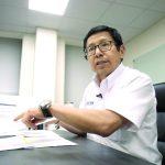 El ministro de Transportes, Edmer Trujillo, es investigado por negociación incompatible o aprovechamiento indebido del cargo.