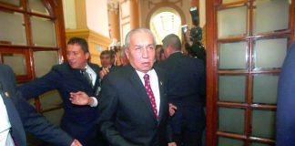 (CAL) suspendió colegiatura de Pedro Chávarry