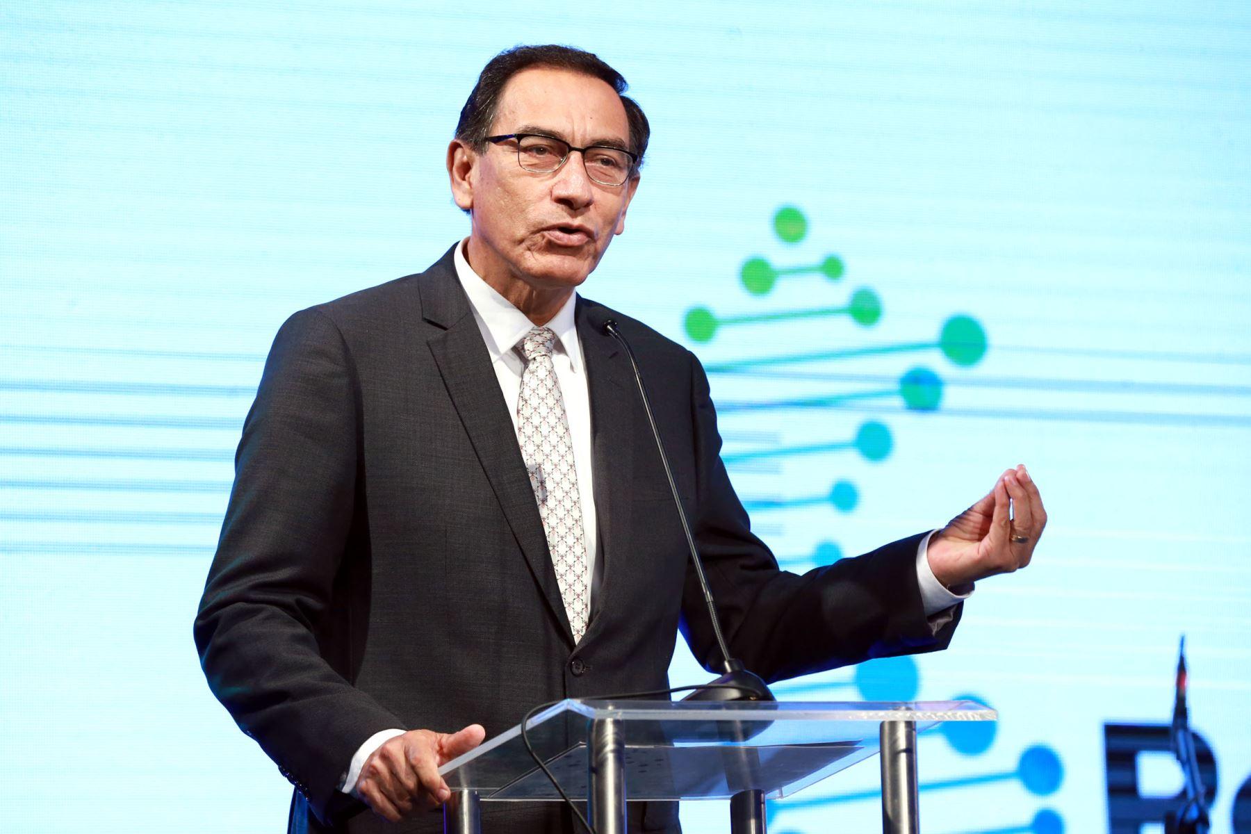 JEE determina que Vizcarra no  vulneró neutralidad electoral
