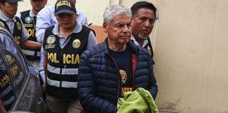 César Villanueva trasladado a una clínica