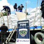 Sunat y Aduanas intervino mercancías ilegales