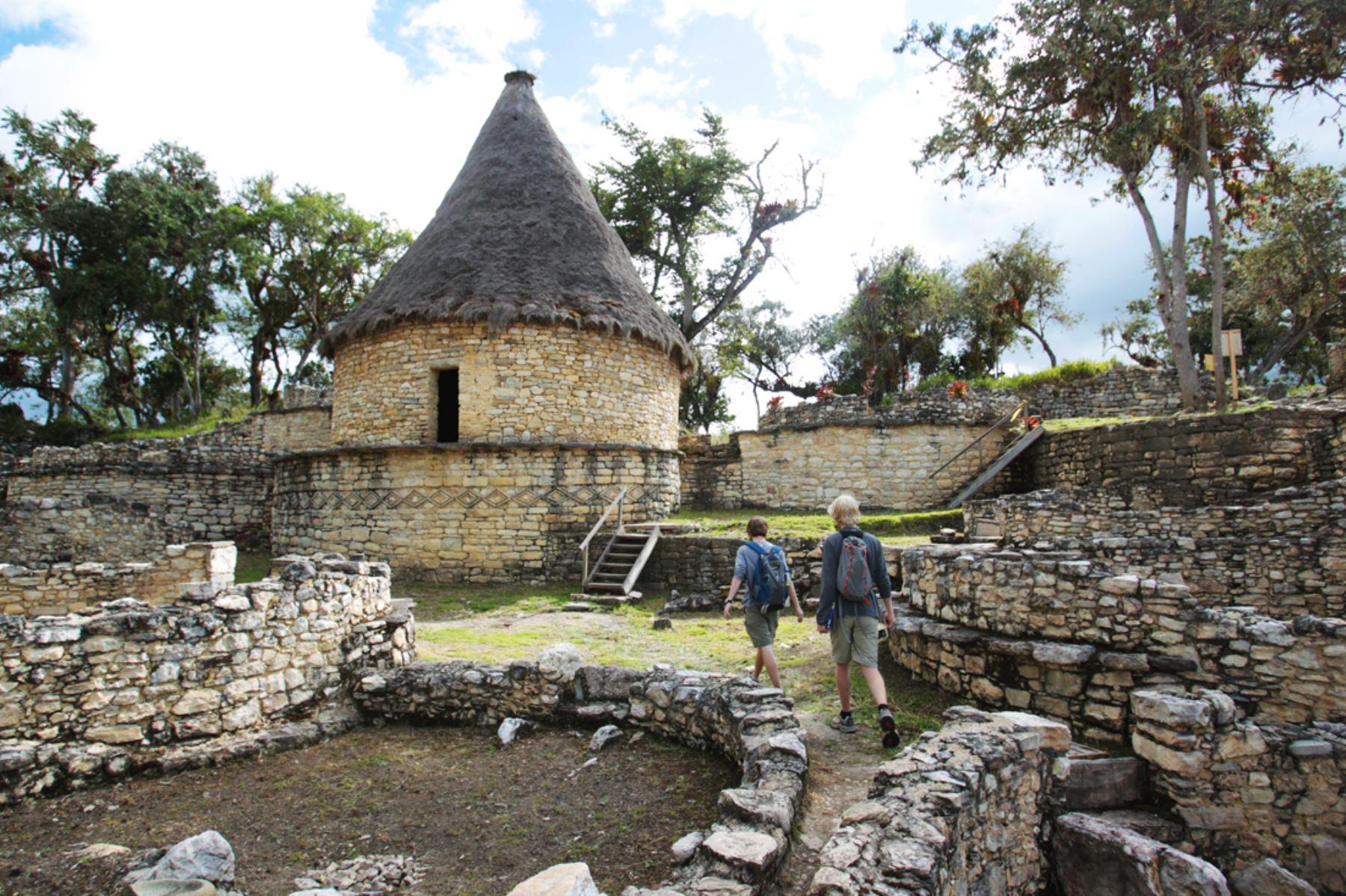 Kuélap recibió 10 mil turistas menos en 2019
