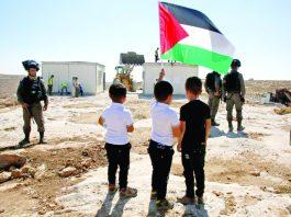Trump propone duplicar territorio a Palestina