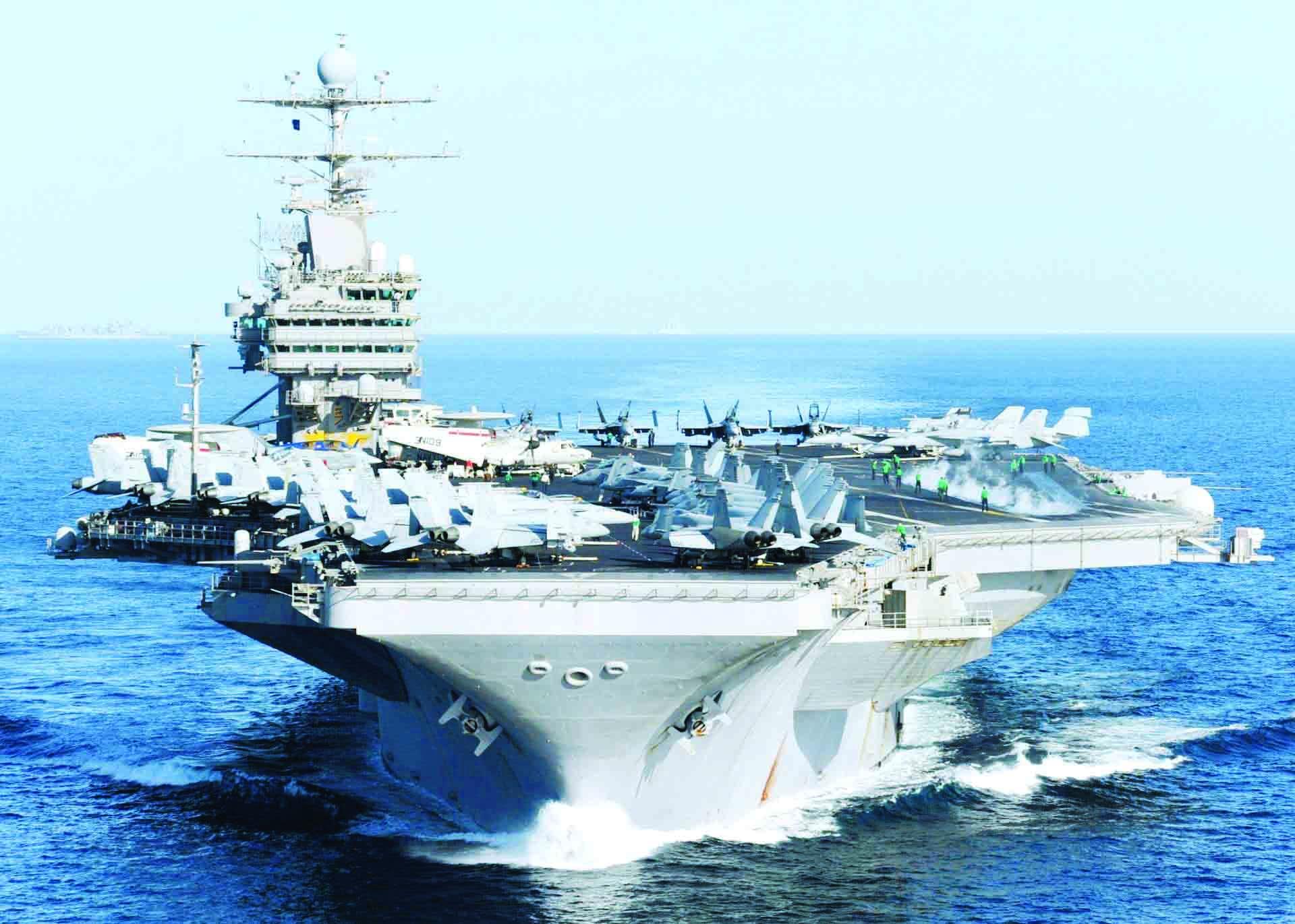 EE.UU. se prepara para responder ataque de Irán