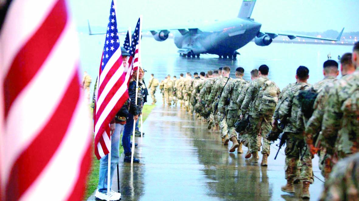 Irak pone fin a presencia militar de EE.UU.