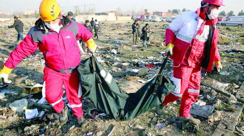Canadá asegura que avión UIA ucraniano fue derribado