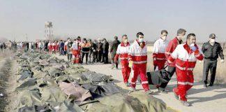 Irán llevó a cabo ayer martes varios arrestos vinculados con el derribo involuntario de un avión civil ucraniano, por misil cerca de Teherán