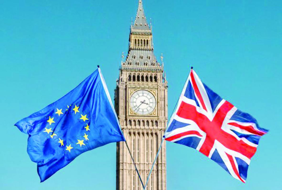El Parlamento británico aprobó el acuerdo Brexit