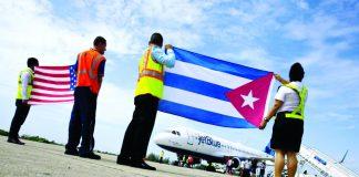 Prohiben vuelvos a Cuba