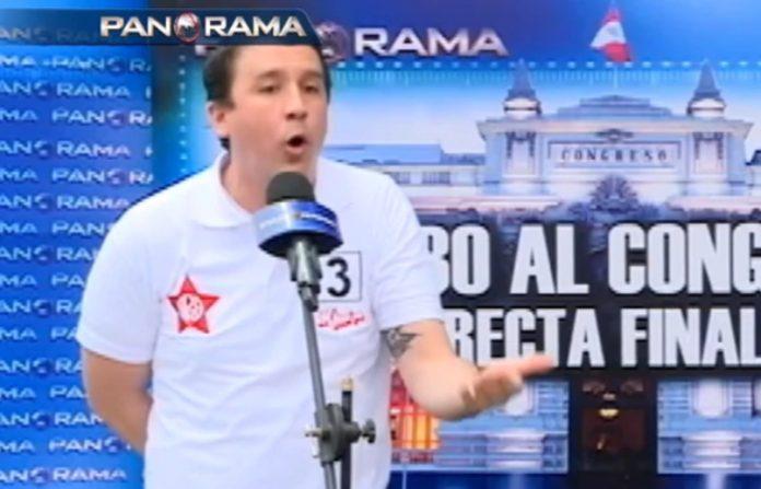 Garrido Lecca se defiende tras indicar que con S/3500 no puede solventar sus gastos