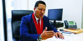 El fiscal superior Omar Tello Rosales, coordinador de las fiscalias especiales, destacó 1,581 condenas obtenidas en el Poder Judicial