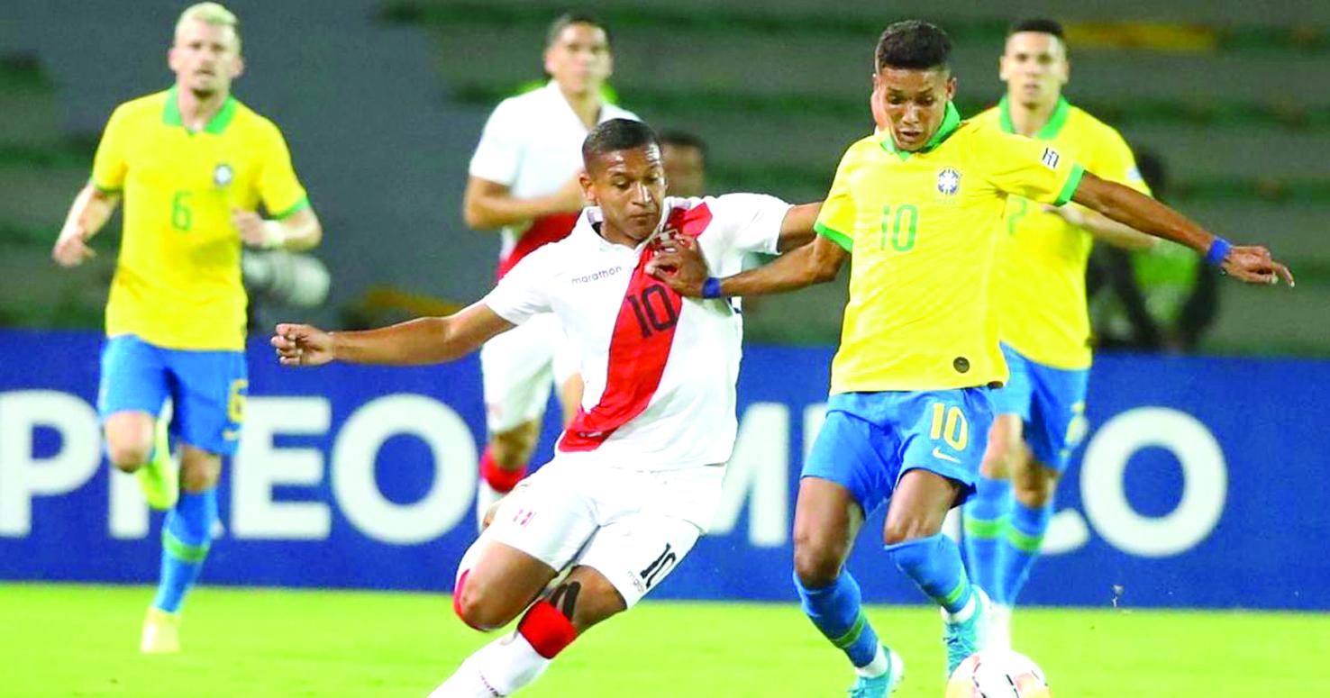 VER RESUMEN | Per\u00fa vs. Brasil (1-0): gol y mejores jugadas ...