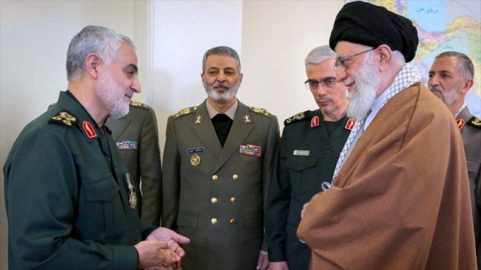 Qasem Soleimani - ayatola - iran