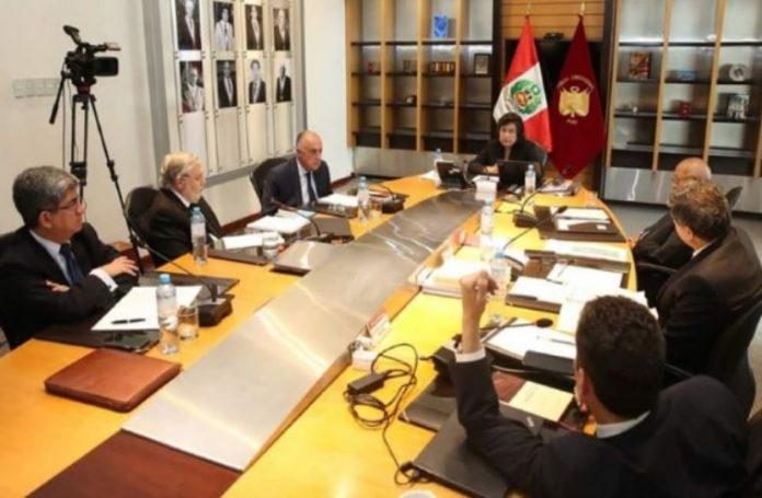 TC declaró infundada demanda sobre disolución del Congreso
