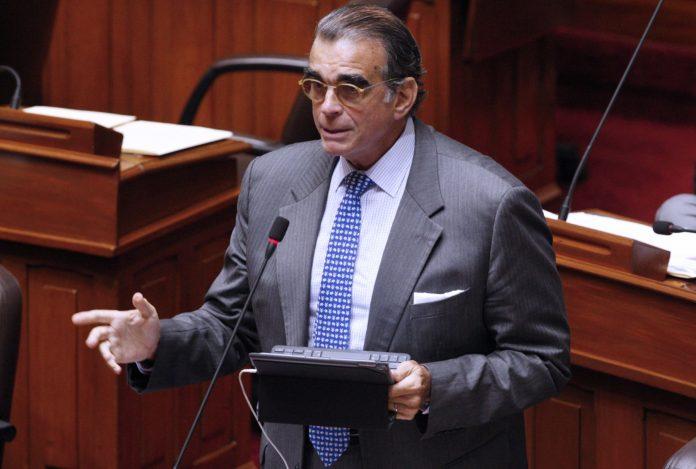 Pedro Olaechea Comisión Permanente